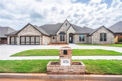 Oklahoma City Single Family Home For Sale: 14724 Sedona Drive