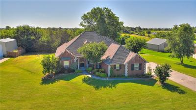 Oklahoma City Single Family Home For Sale: 15212 Coral Creek Lane