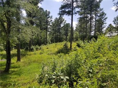 Broken Bow Residential Lots & Land For Sale: Coffee Tree Trail