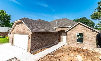 Norman Single Family Home For Sale: 1416 Peach Tree Lane