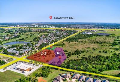 Oklahoma County Residential Lots & Land For Sale: NW 150th & Macarthur Boulevard