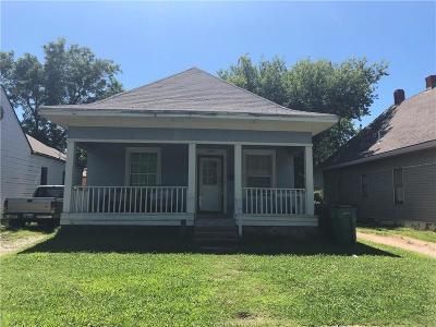 Oklahoma City Single Family Home For Sale: 3205 N Blackwelder Avenue