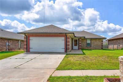 Oklahoma City OK Single Family Home For Sale: $136,500