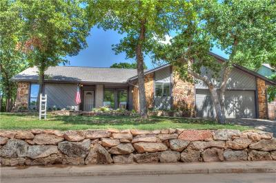 Edmond Single Family Home For Sale: 2016 Raintree Road
