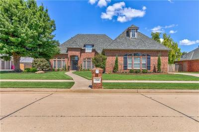 Oklahoma City Single Family Home For Sale: 12608 Brickstone Ct Court
