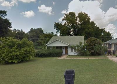 Oklahoma City Single Family Home For Sale: 945 SW 26th Street