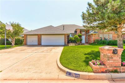 Edmond Single Family Home For Sale: 16012 Brenner Pass