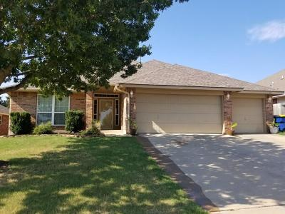 Choctaw Single Family Home For Sale: 14351 Redvine Road