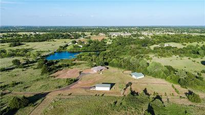 Blanchard OK Single Family Home For Sale: $675,000