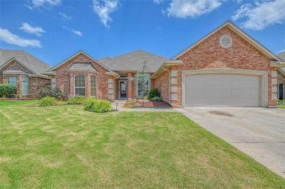 Moore Single Family Home For Sale: 912 Lanie Lane