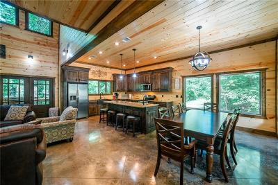 Broken Bow Single Family Home For Sale: 46 Yellow Wood Trail