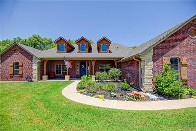 Single Family Home For Sale: 13601 Scenic View Lane