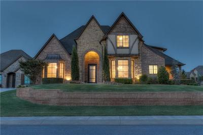 Edmond Single Family Home For Sale: 4516 Roundup Road