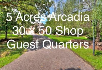 Arcadia Residential Lots & Land For Sale: 10125 Stone Gate Drive