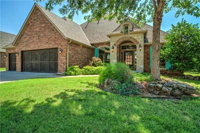 Edmond Single Family Home For Sale: 4332 Man O War Drive