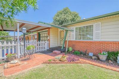 Oklahoma City Single Family Home For Sale: 6724 S Byers Avenue