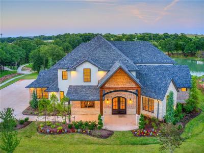Jones Single Family Home For Sale: 14908 Cascade Drive