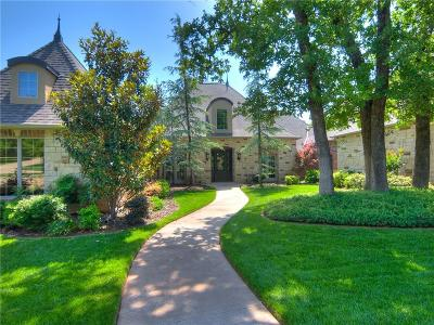 Edmond Single Family Home For Sale: 10200 Weathers Brook Lane