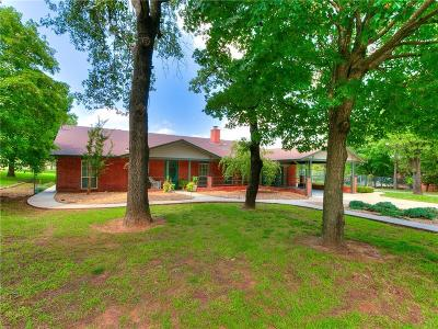 Newcastle Single Family Home For Sale: 1717 Mimosa Lane