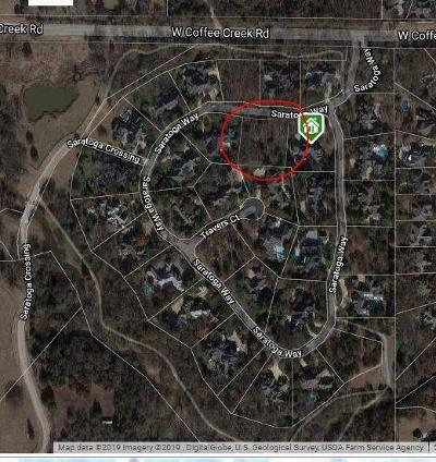 Edmond Residential Lots & Land For Sale: Saratoga Way