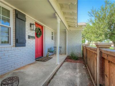 The Village Single Family Home For Sale: 2832 Manchester Drive