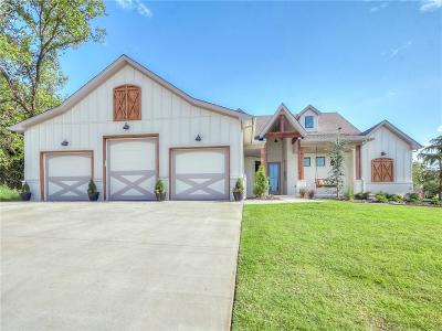 Edmond Single Family Home For Sale: 6216 Beau Court