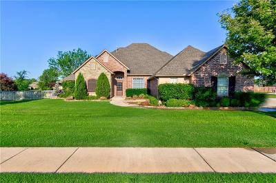 Edmond Single Family Home For Sale: 22955 Crab Orchard Drive