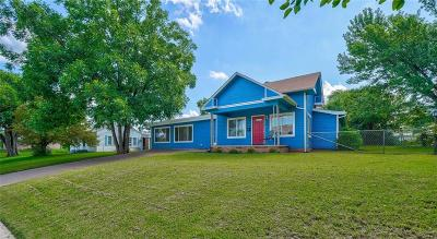 Guthrie Single Family Home For Sale: 914 N Broad Street