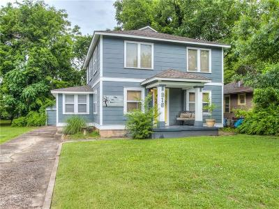 Norman Single Family Home For Sale: 916 Classen Boulevard