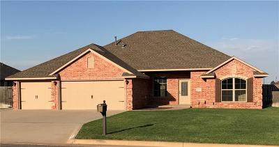 Altus Single Family Home For Sale: 3204 Wendy Lane