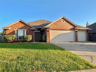 Yukon Single Family Home For Sale: 9904 NW 137th Street