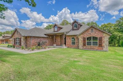 Choctaw Single Family Home For Sale: 5812 Montford Way