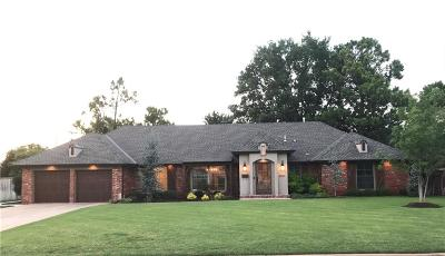 Oklahoma City Single Family Home For Sale: 3041 Charing Cross Road