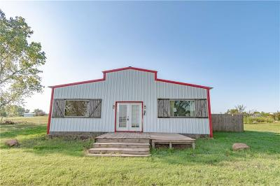 Blanchard OK Single Family Home For Sale: $50,000