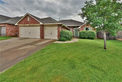 Edmond Single Family Home For Sale: 2421 NW 153rd Street