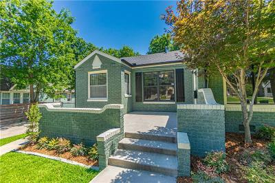 Oklahoma City Single Family Home For Sale: 2036 NW 22nd Street