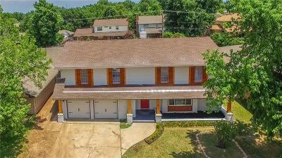 Oklahoma City Single Family Home For Sale: 9216 Candlewood Drive