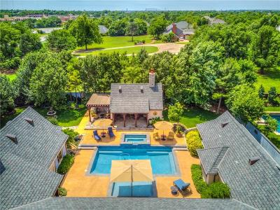 Edmond Single Family Home For Sale: 1118 Blue Wister Cove