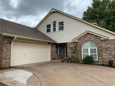 Edmond Single Family Home For Sale: 1109 NW 176th Street