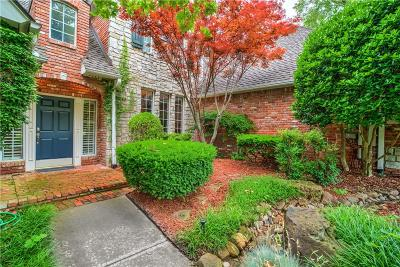 Edmond Single Family Home For Sale: 1901 Sun Valley Lane