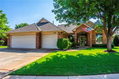 Edmond OK Single Family Home Sold: $198,000