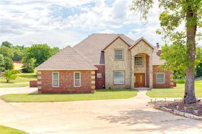 Choctaw Single Family Home For Sale: 7408 S Plains Avenue