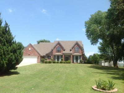Choctaw Single Family Home For Sale: 11866 E Springbrook Lane