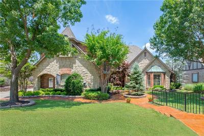 Edmond Single Family Home For Sale: 3501 Sawgrass Road