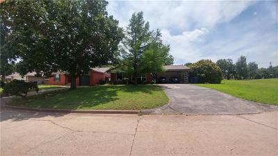 Oklahoma City Single Family Home For Sale: 2716 NW 41st Street
