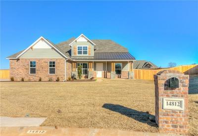 Single Family Home For Sale: 14812 Cadence Circle