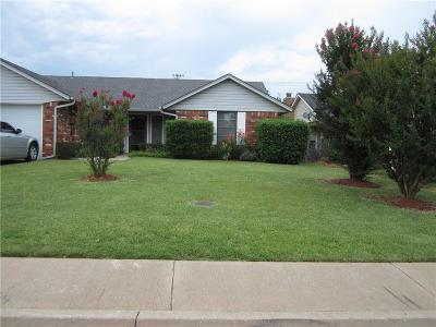 Yukon Single Family Home For Sale: 341 S Choctaw Place