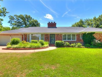 Nichols Hills Single Family Home For Sale: 1619 Randel Road