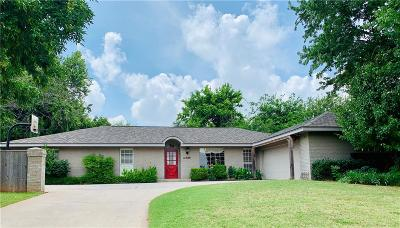 Single Family Home For Sale: 11709 Leaning Elm Road