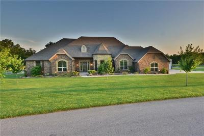 Tuttle Single Family Home For Sale: 7224 Northshore Drive